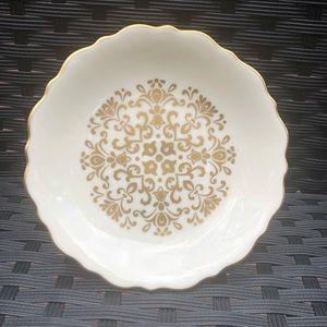 Vintage Lenox porcelain dish